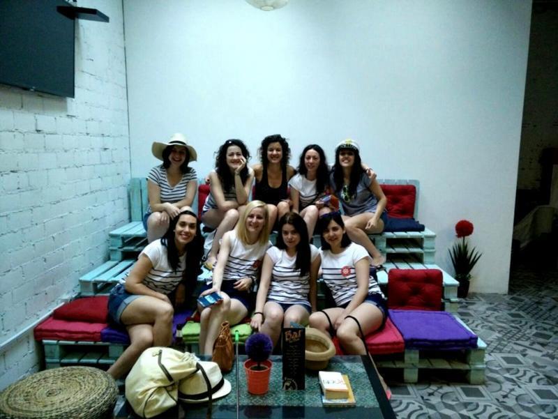 Feel Hostel Soho best hostels in Malaga