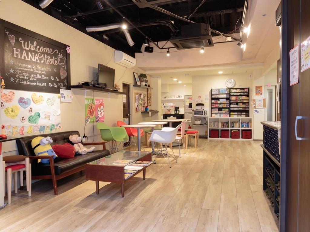 Fukuoka Hana Hostel best hostels in Fukuoka
