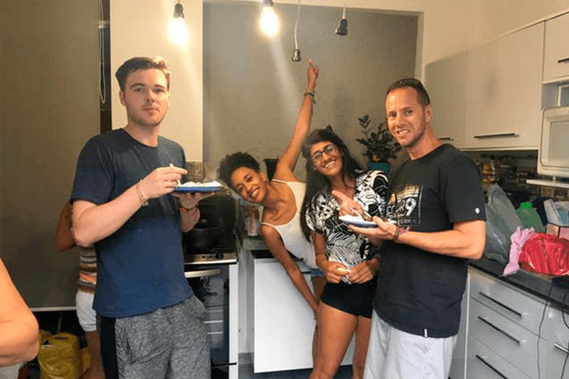 Ghetto Rocinha Hostel best hostels in Rio de Janeiro