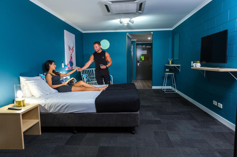Gilligan's Backpacker Hotel & Resort Best Hostel for Couples in Cairns