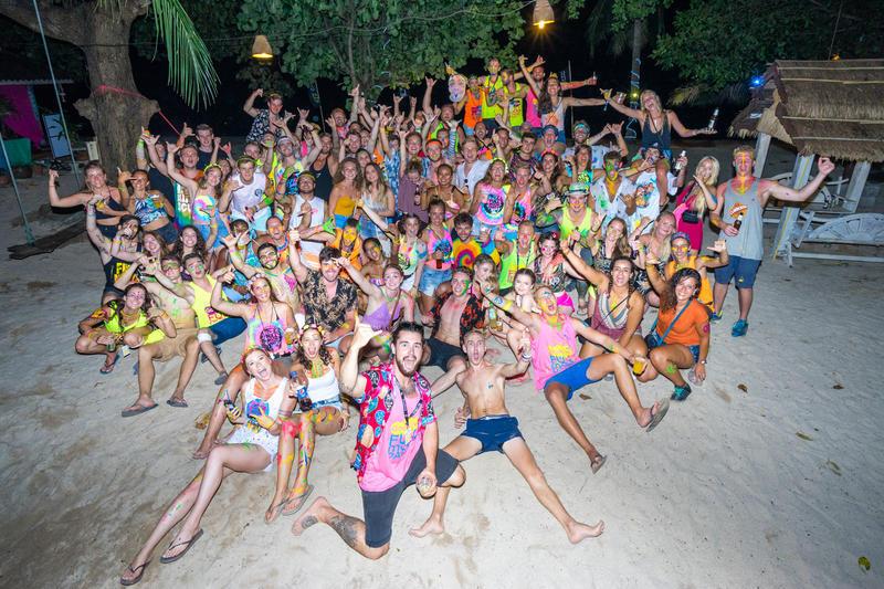 Goodtime Beach Backpackers best hostels in Koh Phangan