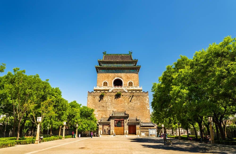 Gulou ttd Beijing