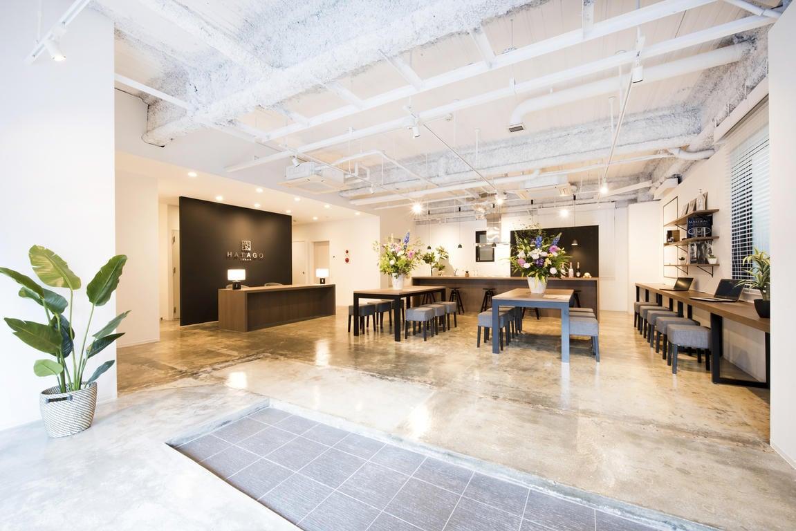 HATAGO tenjin best hostels in Fukuoka
