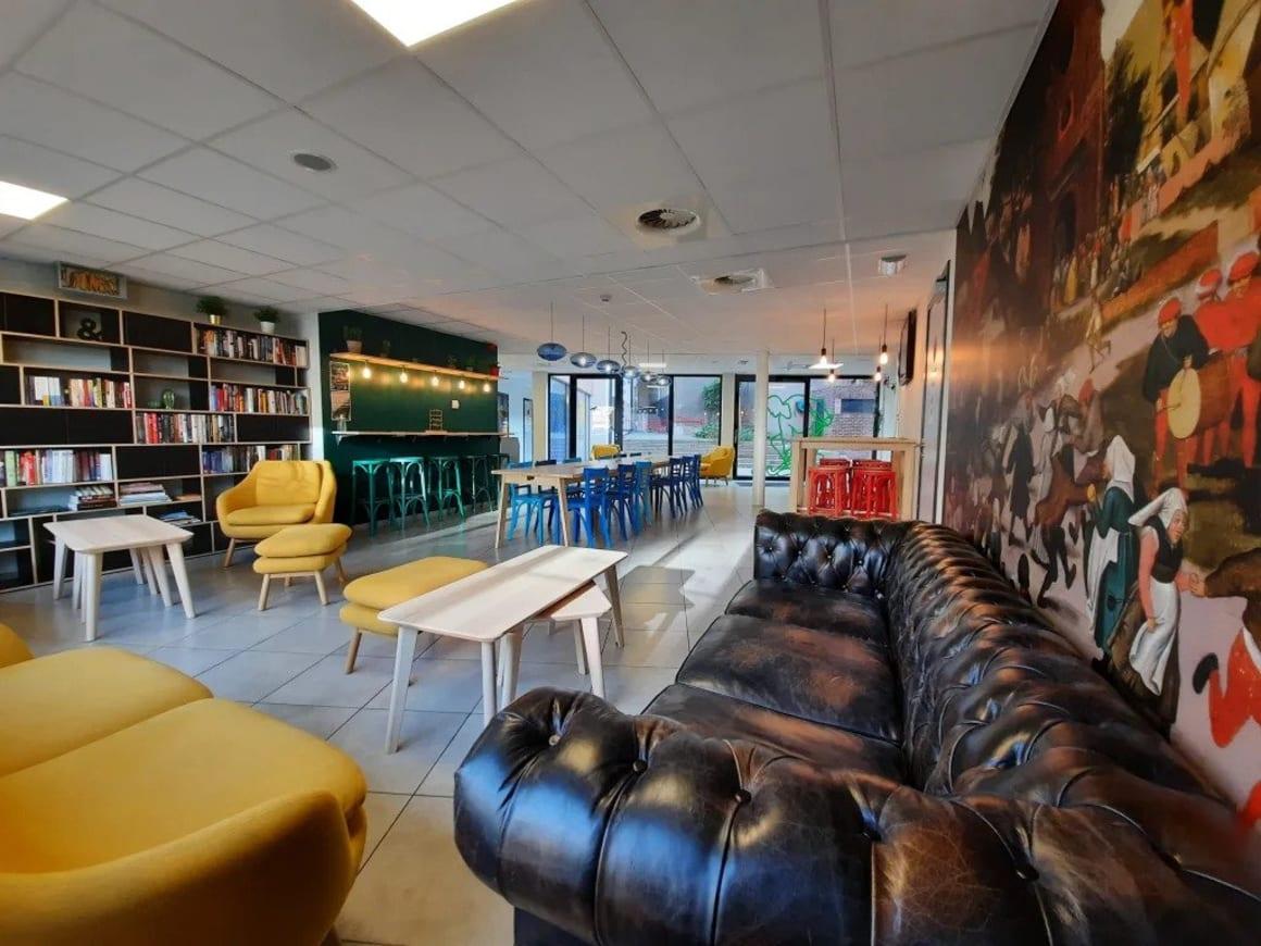 HI Hostel Brueggel Brussels