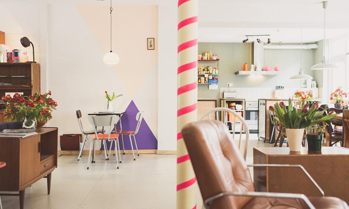 Hostel Ani & Haakien best hostels in Rotterdam