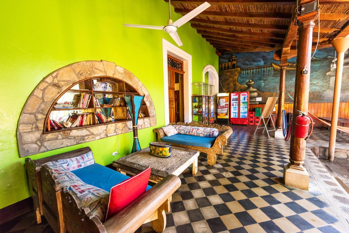 Hostel Oasis Granada best hostels in Granada, Nicaragua