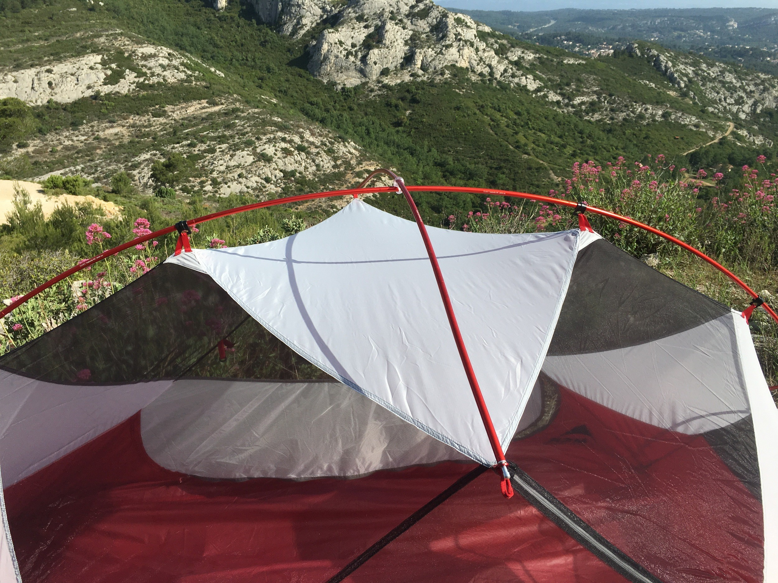 msr hubba hubba review best backpacking tent