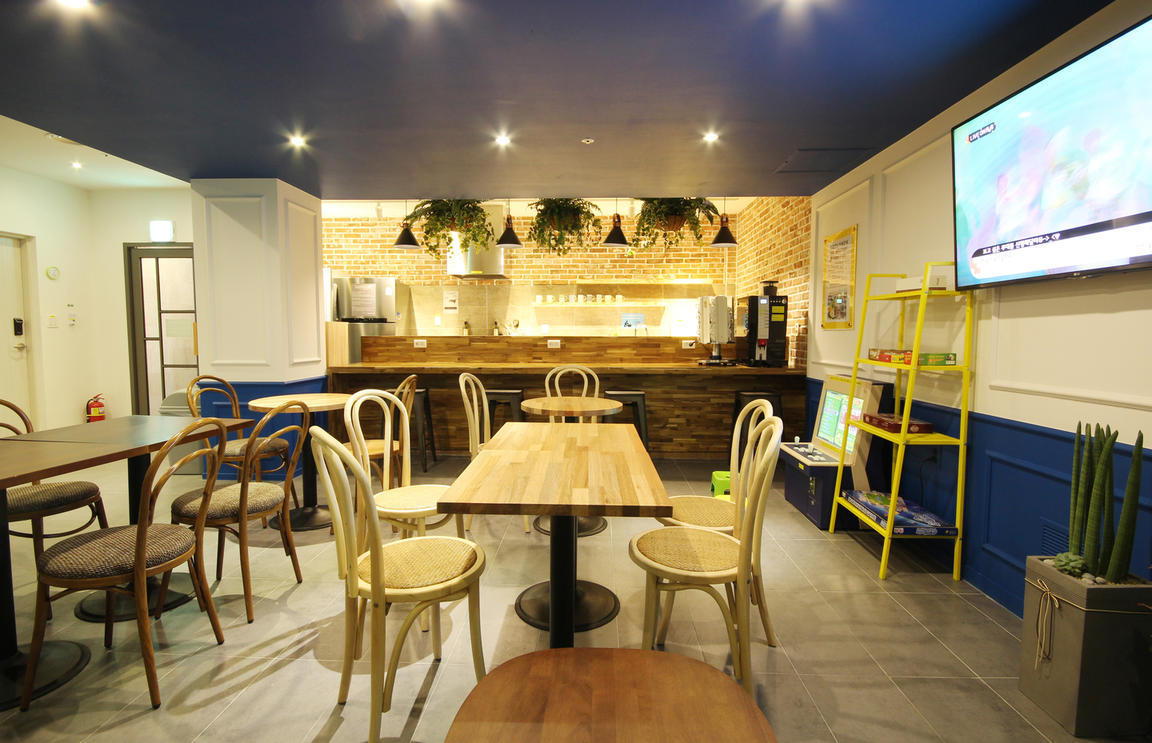 Indy Guesthouse best in hostels in Busan