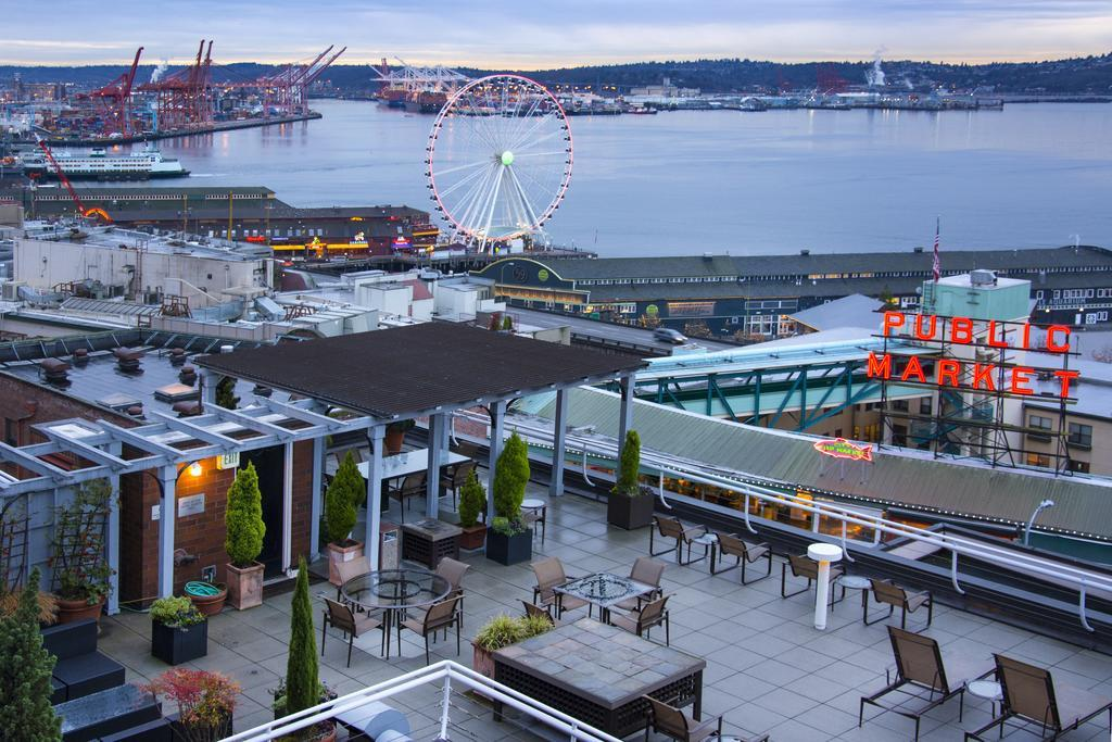 Inn at the Market best hostels in Seattle