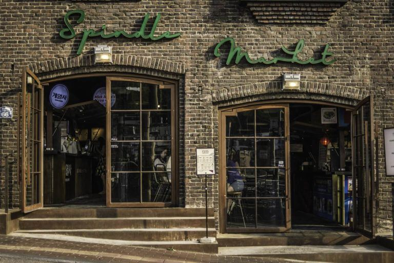 Where to stay in Seoul for nightlife - Itaewon