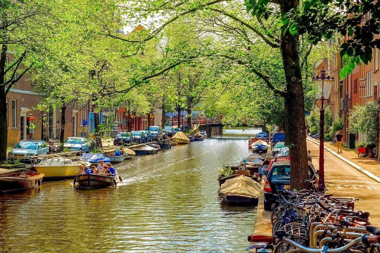 Jordaan ttd Amsterdam