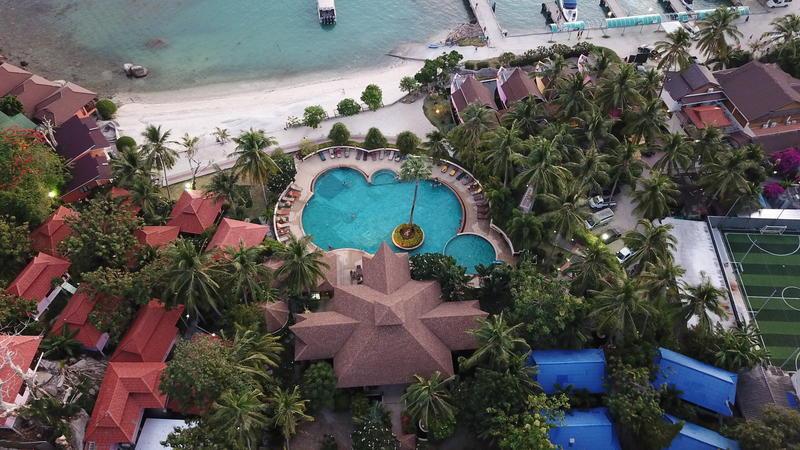Jungle Gym & Eco Lodge best hostels in Koh Phangan