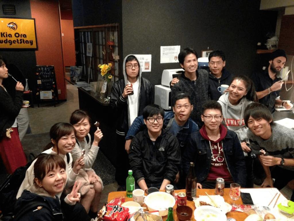 Kia Ora Budgetstay best hostels in Fukuoka