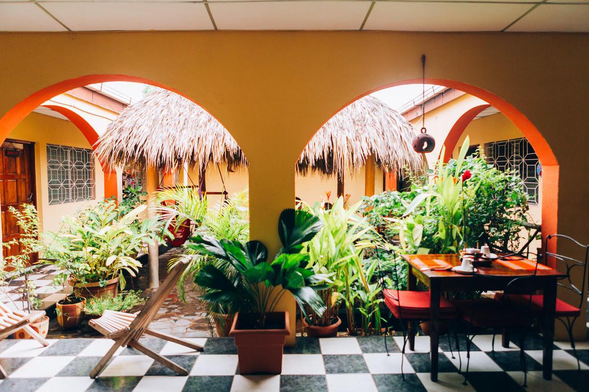 La Siesta best hostels in Granada, Nicaragua