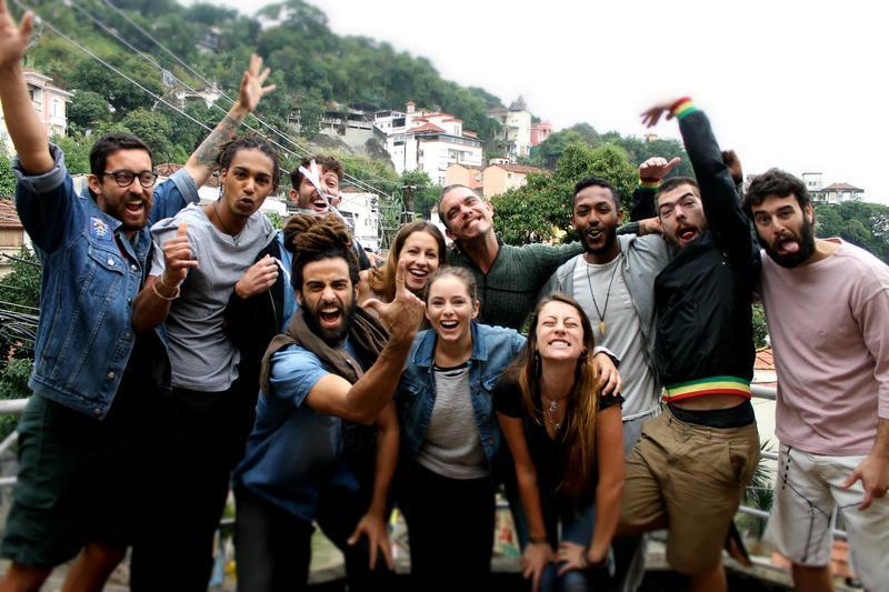 Mambembe Hostel best hostels in Rio de Janeiro