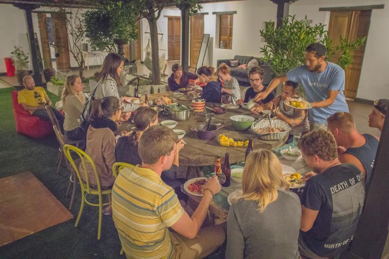 Matiox best hostels in Antigua