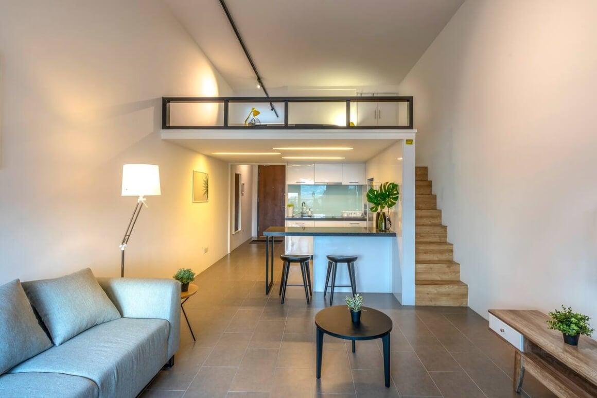 Modern Loft Suite