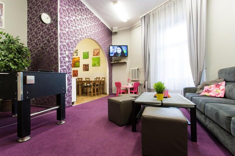 Moon Hostel best hostels in Warsaw