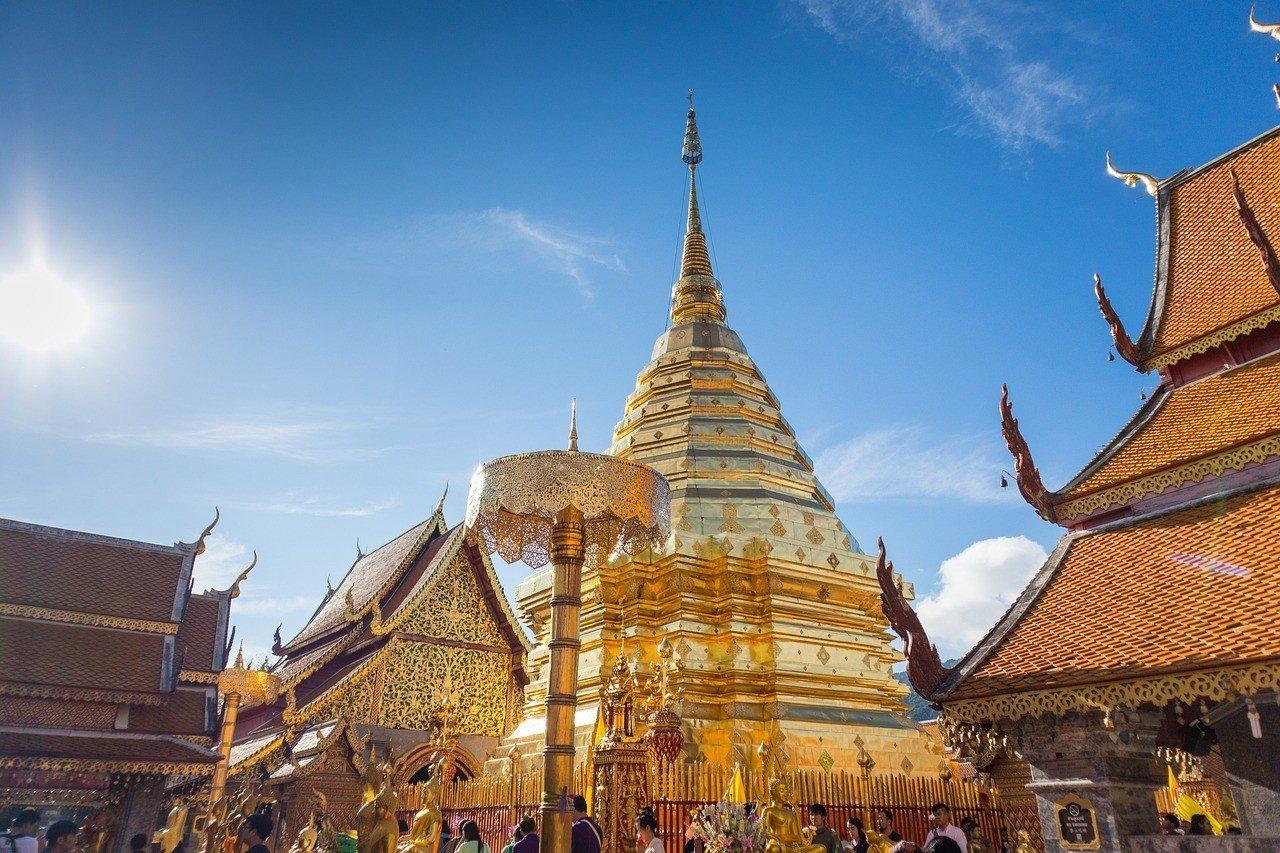 Mountainside ttd Chiang Mai