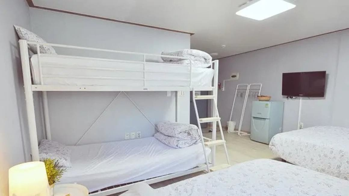 Myeongdong Rooftop Hostel