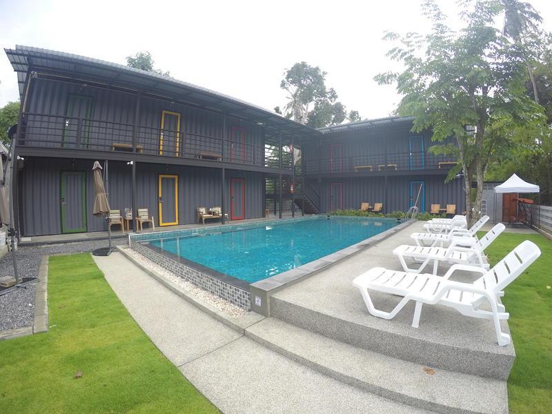 Na-Tub Hostel best hostels in Koh Phangan