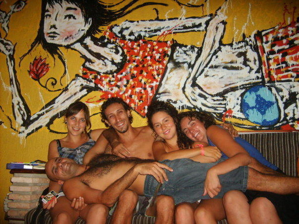 Nega Maluca Guesthouse Best Hostel for Solo Traveller in Salvador