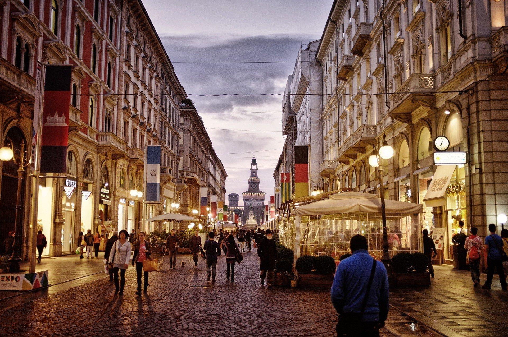 Neighborhood Milan