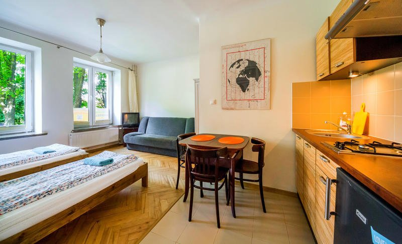 Old Town Kanonia Hostel & Apartments best hostels in Warsaw