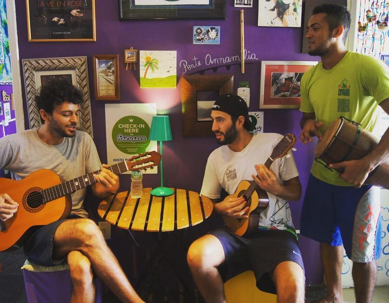 Piratas da Praia Hostel Co-Working best hostels in Recife