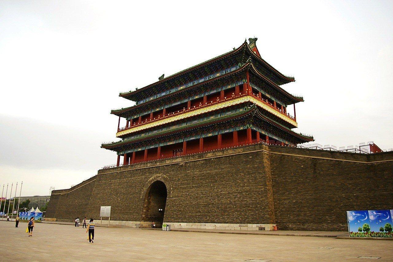Qianmen ttd Beijing