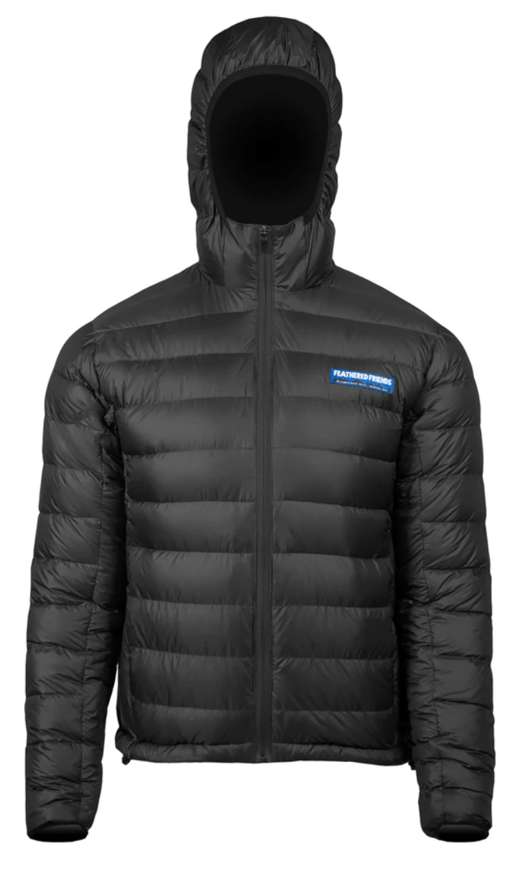 Best Ultralight Down Jacket - Feathered Friends EOS
