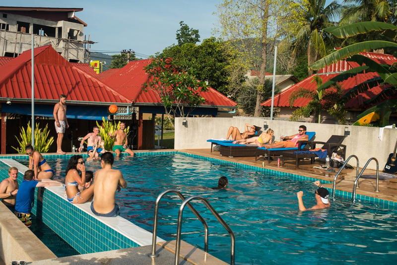 Slumber Party best hostels in Koh Phangan