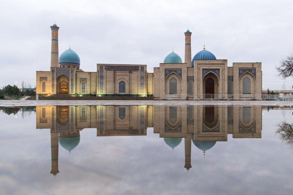 Tashkent in Uzbekistan