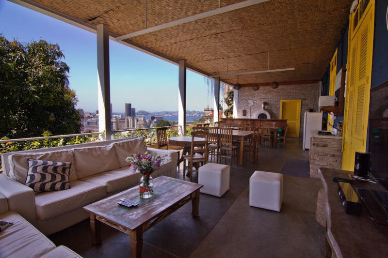 Terra Brasilis best hostels in Rio de Janeiro