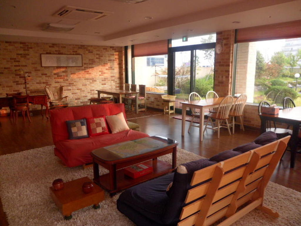 The New Day best hostels in Busan