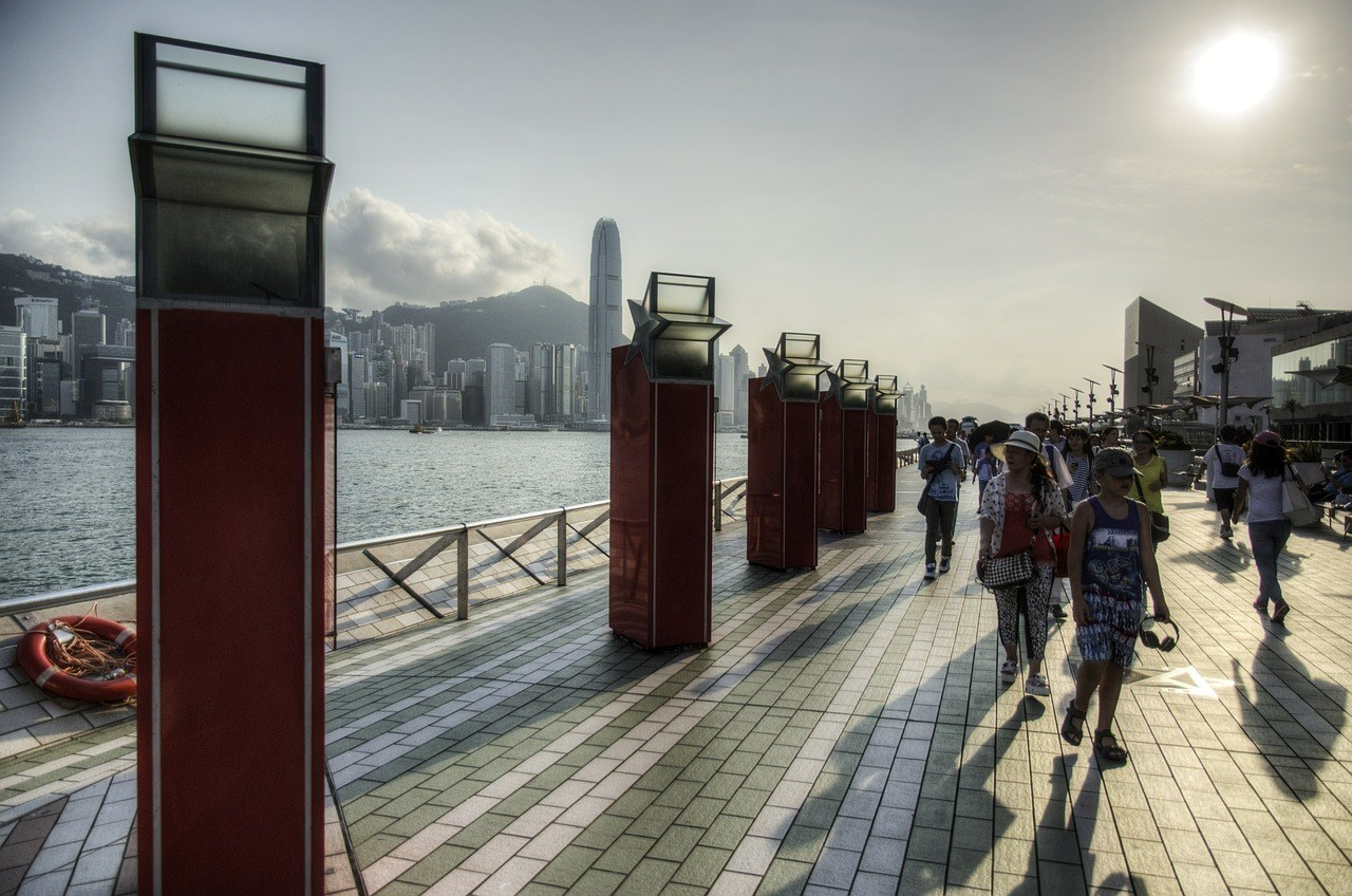 Tsim Sha Sui - Best area to stay in Hong Kong on a first time visit