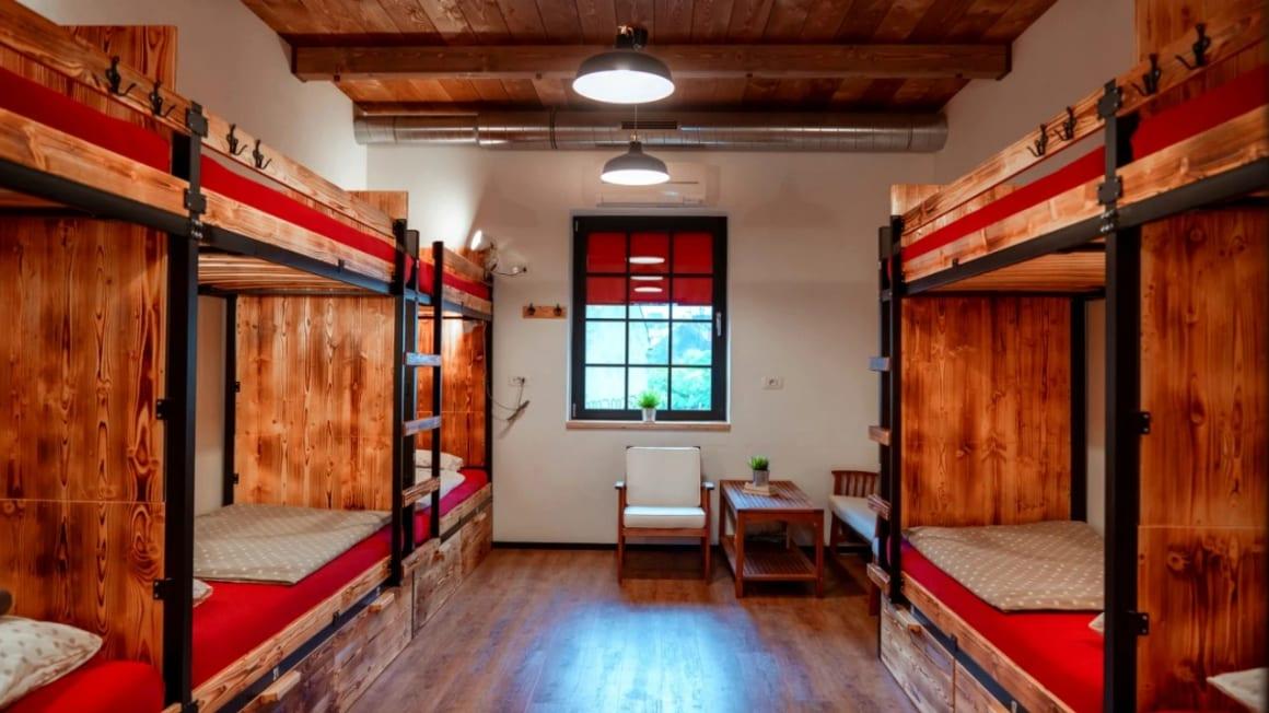 Turn Hostel best hostels in Ljubljana