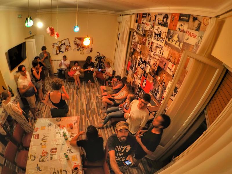 Victoria House best hostels in Genoa