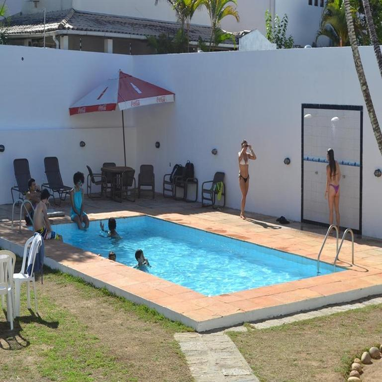 Villa Praiana Best Hostels in Salvador