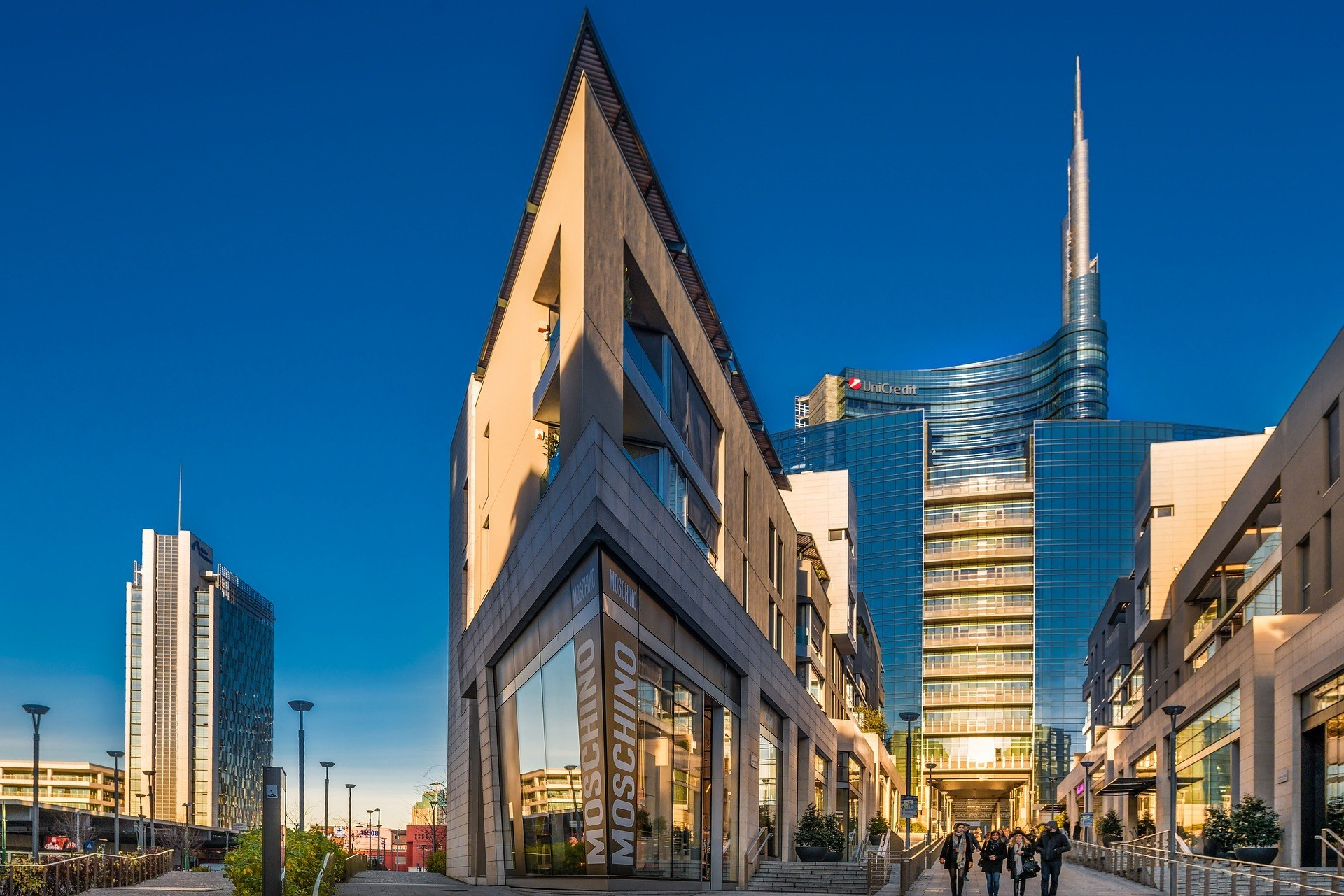Where to Stay Milan