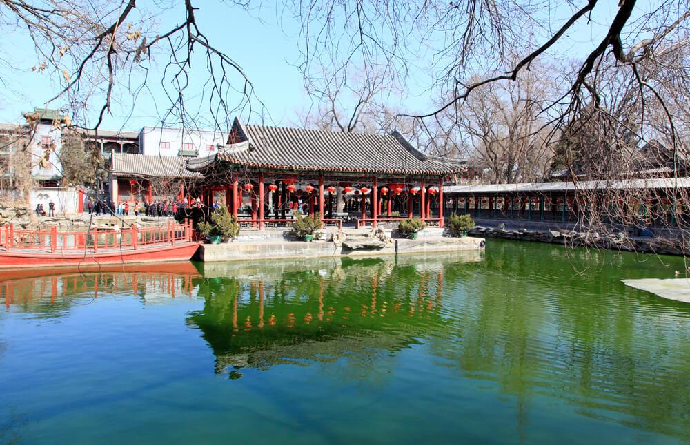 Xinjiekou ttd Beijing
