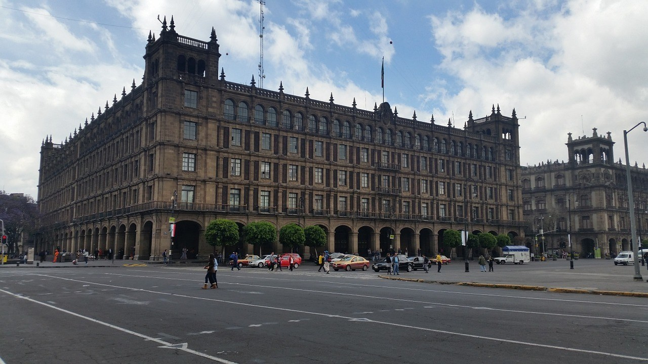 Centro Histórico, Mexico City