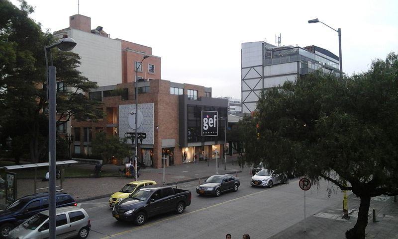 Zona Rosa, Bogota