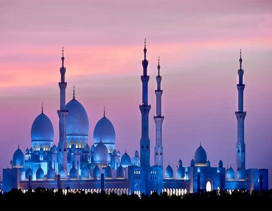 Abu Dhabi is essentially Aladin meets Bladerunner.