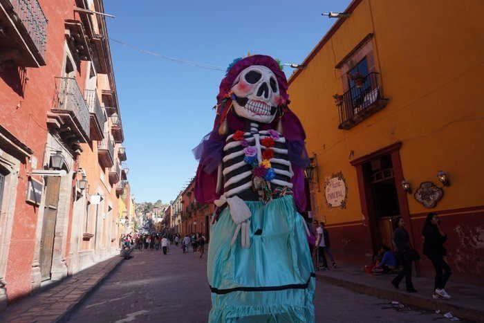 Mexican festivals Day of the Dead