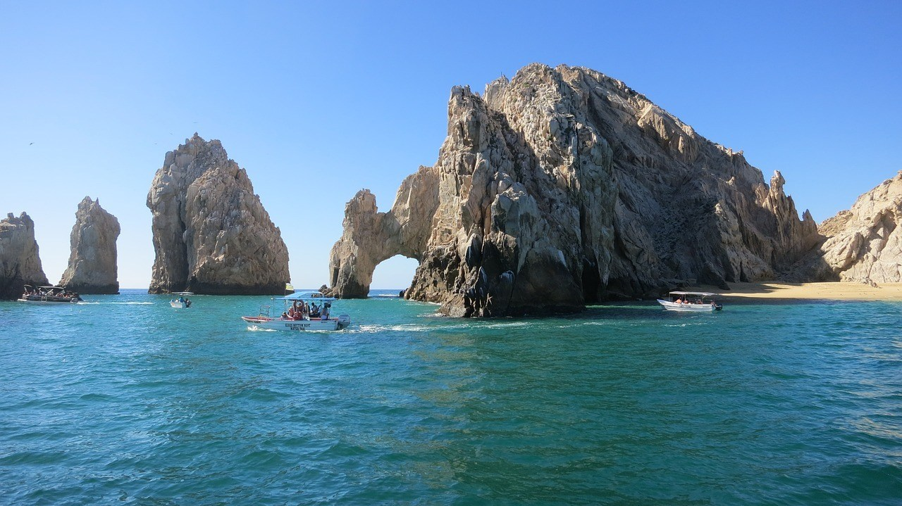 visiting Cabo in Mexico
