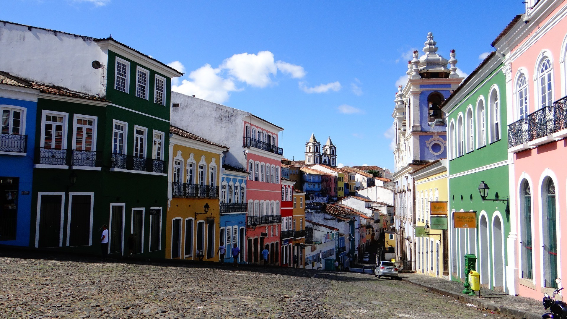 Best Hostels in Salvador