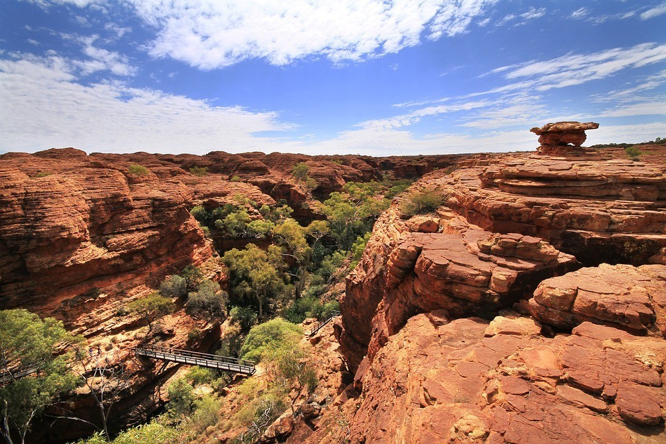 King's Canyon in Alice Springs