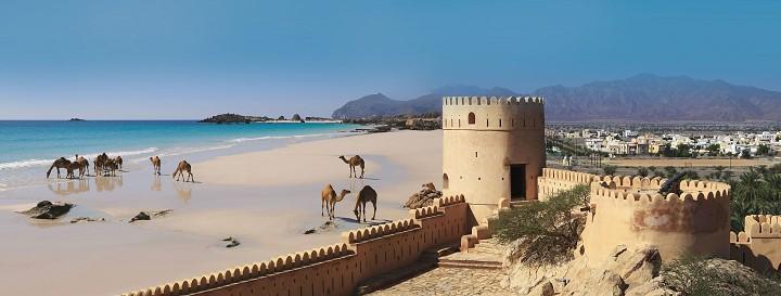 Oman Layover