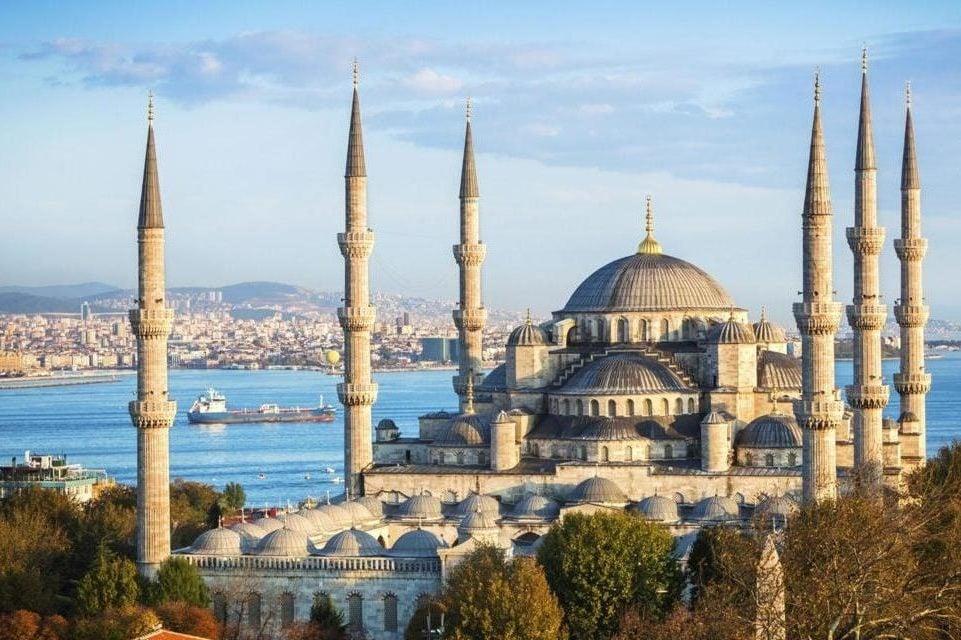 backpacking istanbul hagi sophia